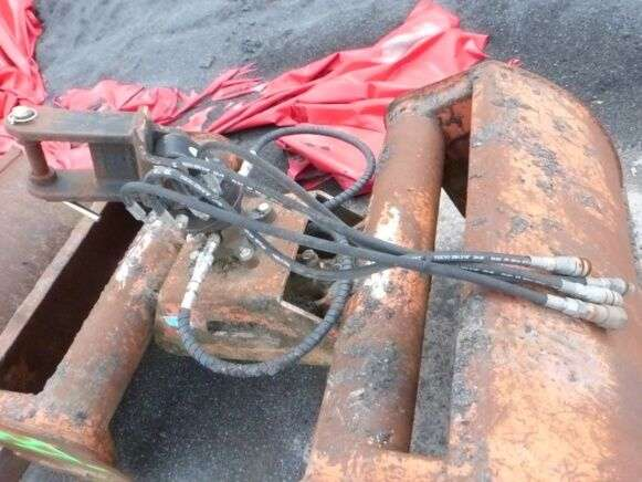 Sale sand grapple grapple for  by auction - 2014 - image 11