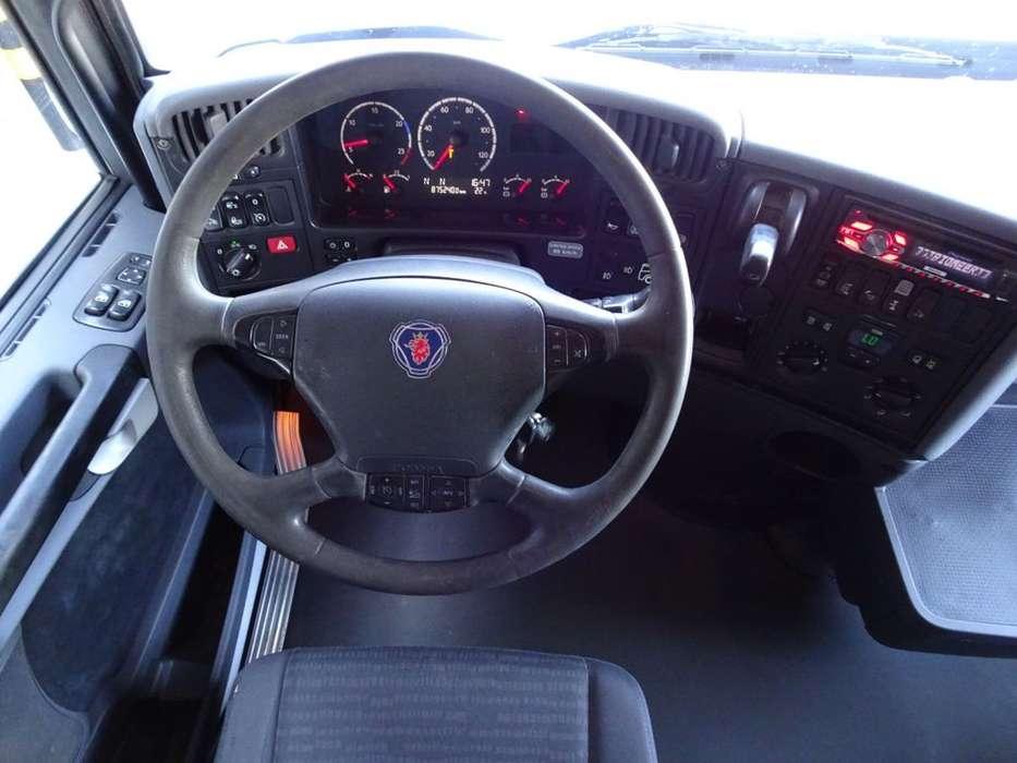 Scania T500 V8 TORPEDO RETARDER HYDRAULIC - 2005 - image 8