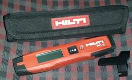 Hilti PD 5 - Laser Range Meter With Bag - Brand NEW