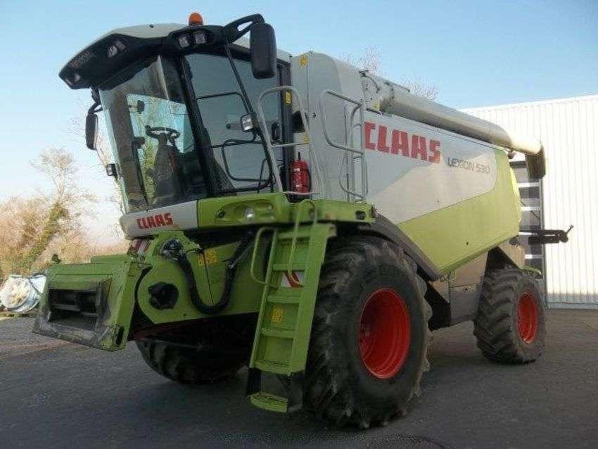 Claas Lexion 530 - 2010