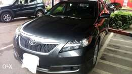 Newly arrived Toyota Camry SE excellent