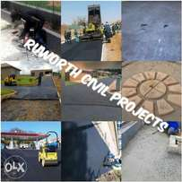 Tar Surfacing and Maintenance Services.