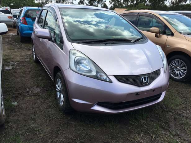 Honda Fit Woodly - image 2