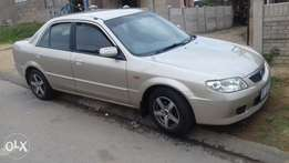 Mazda etude 1.6 2003model in good condition
