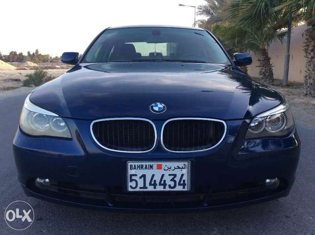 For Sale Or Exchange 2004 BMW 530i Japan Specification