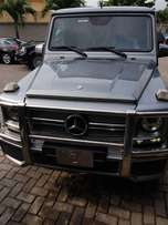 Mercedes-Benz G63 2015 model (Tokunbo)