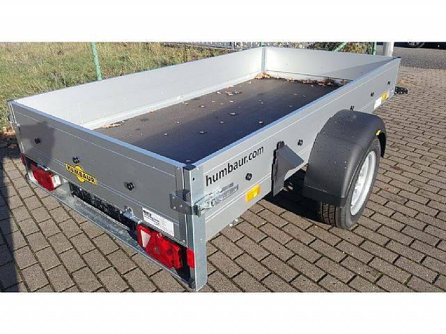 Humbaur H 132513 STARTRAILER 251x131x30cm 1300 kg gebremst