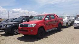 Toyota hilux double Cab diesel manual