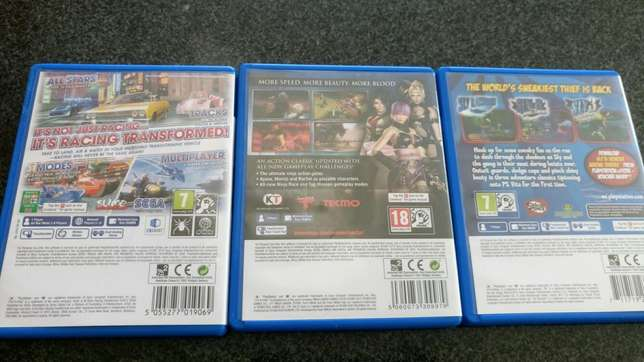 Ps vita games for sale or swap Chatsworth - image 2