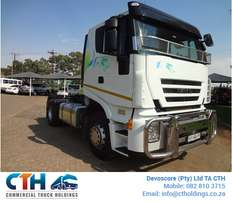2015 Iveco 682 (340HP) 4x2 Truck Tractor
