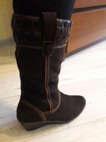 Сапожки осінні  690 грн. - Жіноче взуття Луцьк на Olx 8750071741eb8