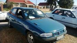 1996 Opel Astra for R25900.