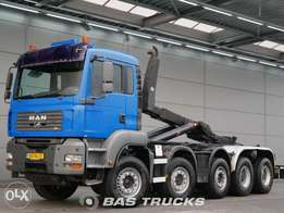 MAN TGA 35.480 M - To be Imported