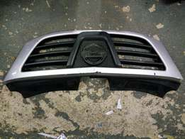 Nissan Np200 Front Grill