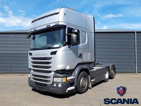 Scania R490 - 2014