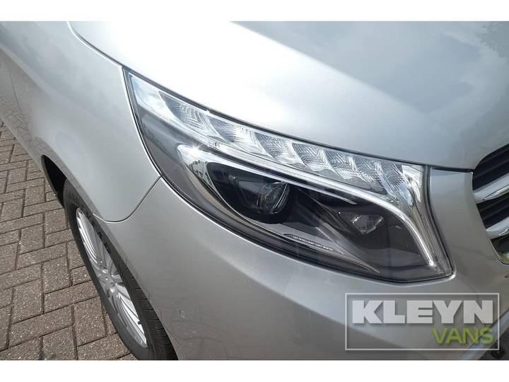 Mercedes-Benz V-KLASSE 220 CDI lang led 8-persoons - 2018 - image 11