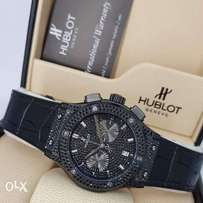 Hublot wrist watch designs available on tunds store
