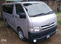 Offer! Offer! Offer! 2010 Hiace Diesel Automatic