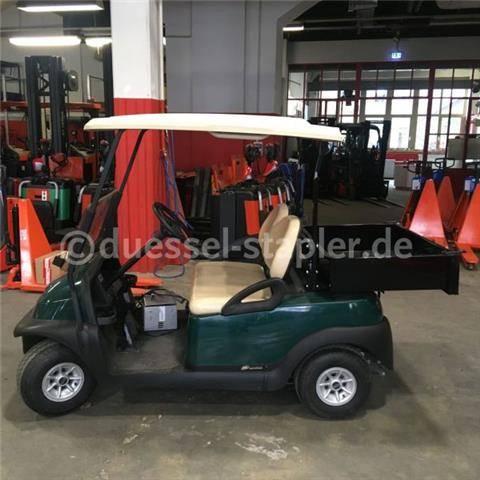 Golf Club Car - 2008