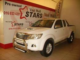 2013 Toyota Hilux (facelift II) 3.0 D4D raider xtra cab 4x4