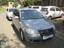 2009 vw polo 1.6 trendline for sale