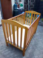 Imported baby cots