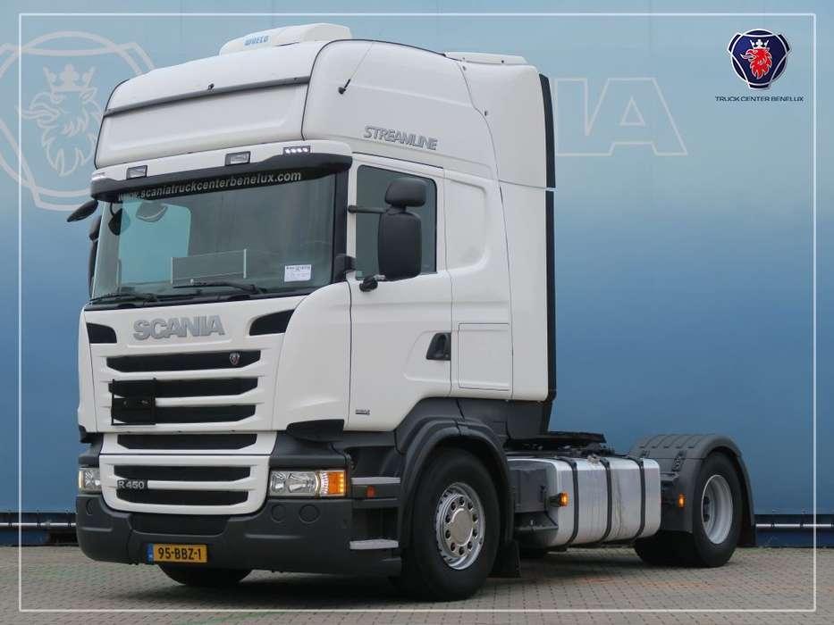 Scania R450 LA4X2MNA - 2013