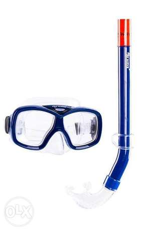 Brand New Wave Diving Mask & Snorkel