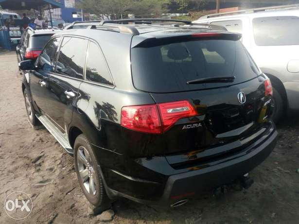 Very sharp foreign used 2009 Acura MDX. Tincan cleared Apapa - image 7
