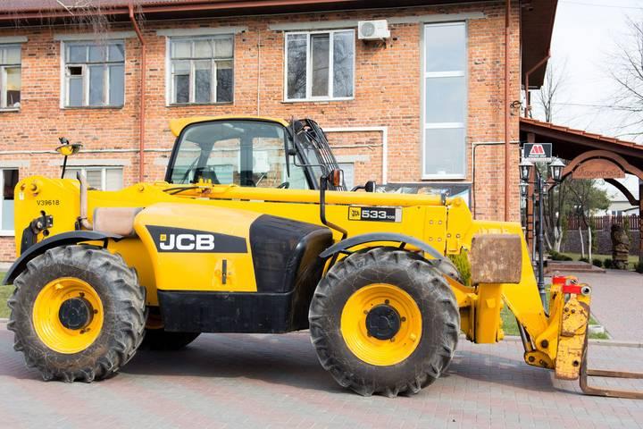 JCB 533-105 - 2007