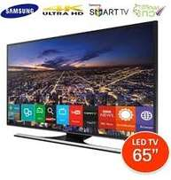 Samsung 65inch UHD 4K flat smart digital tv JU6400k series 6