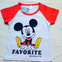 Adorable kids t-shirts