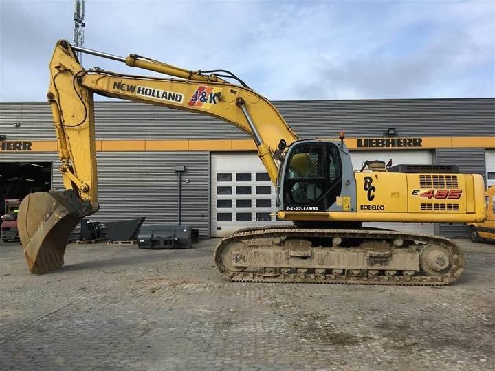 New Holland E485 - 2008