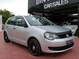 2011 VW Polo Vivo 1.4