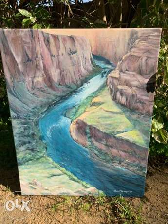'Grand Canyon' painting