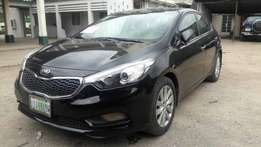 Buy and drive reg Kia cerato 2014