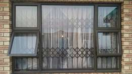We sale aluminium windows for cheap
