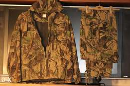 Sniper clothes for hunting, Trousers, shirts, jacket