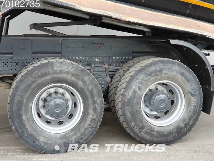 Mercedes-Benz Arocs 4145 S 8X4 Big-Axle Steelsuspension 27m3 Hydraulik ... - 2018 - image 6