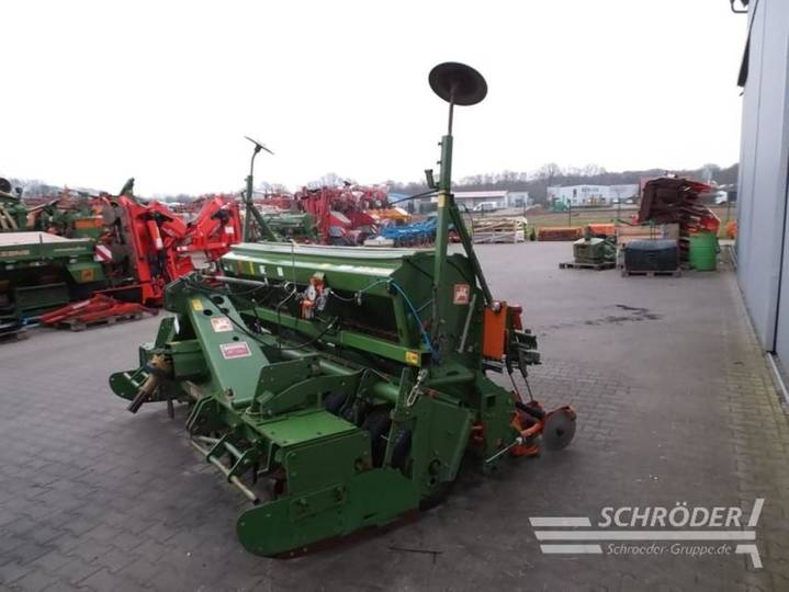Amazone kg 3000 special  / ad 302 - 1997