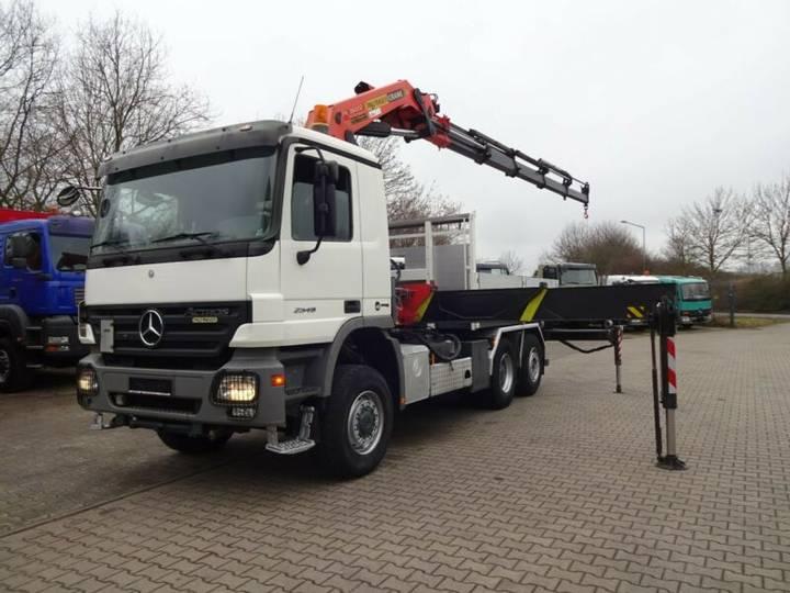 Mercedes-Benz Actros 2648 SZM mit PK36002-5xhydr. Allrad 6x6-2 - 2006