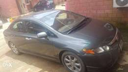Sharp Honda Civic 2007