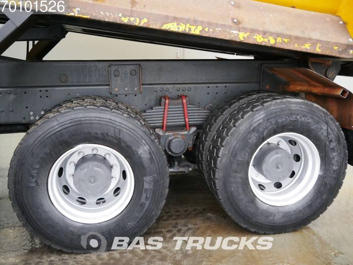 Iveco Astra HD9 84.50 8X4 27m3 Big-Axle Steelsuspension Euro 6 - 2017 - image 6