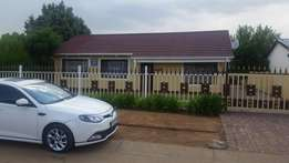 3 bedrooms house for sale in unit 8 mmabatho