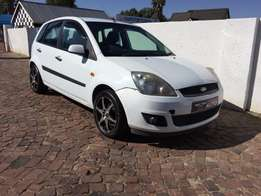 2007 Ford Fiesta 1.6 tdci ambiente,Mp3 player