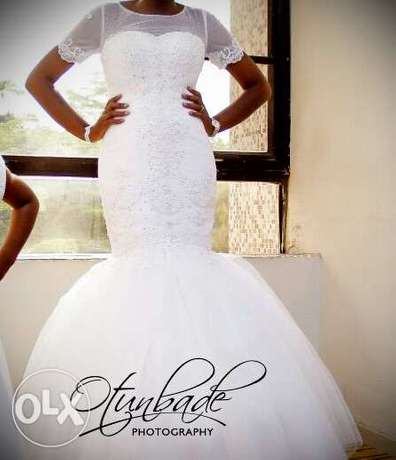 Wedding gown for rent Lokogoma - image 1
