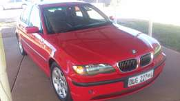 2002 BMW 320i in a good condition