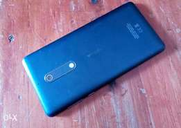 Nokia 5 at ksh15000 negotiable