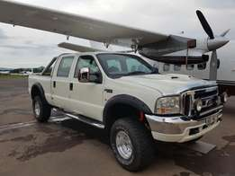 2007 FORD 250 4x4