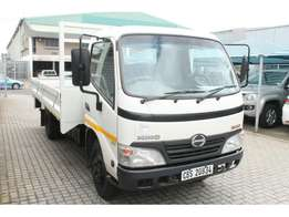 HINO 300 SERIES 611 4X2 WITH 4.2m for sale